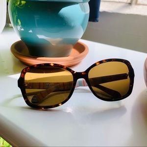 Kate Spade Tortiseshell Sunglasses